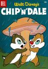 Cover for Chip 'n' Dale (Dell, 1955 series) #5
