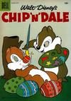 Cover for Walt Disney's Chip 'n' Dale (Dell, 1955 series) #9