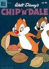 Cover for Walt Disney's Chip 'n' Dale (Dell, 1955 series) #20