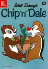 Cover for Walt Disney's Chip 'n' Dale (Dell, 1955 series) #25