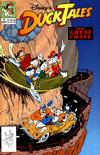 Cover for DuckTales (Disney, 1990 series) #16