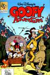 Cover for Goofy Adventures (Disney, 1990 series) #3 [Direct]