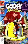 Cover for Goofy Adventures (Disney, 1990 series) #17