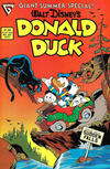 Cover for Donald Duck (Gladstone, 1986 series) #257 [Direct]