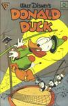 Cover for Donald Duck (Gladstone, 1986 series) #261 [Newsstand Edition]