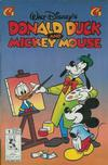 Cover for Donald Duck and Mickey Mouse (Gladstone, 1995 series) #1