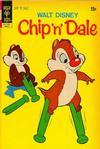 Cover for Walt Disney Chip 'n' Dale (Western, 1967 series) #14 [Gold Key]