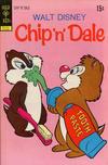 Cover for Walt Disney Chip 'n' Dale (Western, 1967 series) #18 [Gold Key]