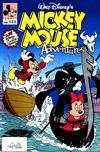 Cover for Walt Disney's Mickey Mouse Adventures (Disney, 1990 series) #1
