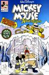 Cover for Walt Disney's Mickey Mouse Adventures (Disney, 1990 series) #4
