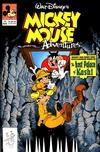 Cover for Walt Disney's Mickey Mouse Adventures (Disney, 1990 series) #15
