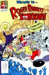 Cover for Roger Rabbit's Toontown (Disney, 1991 series) #1