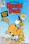 Cover for Walt Disney's Donald Duck Adventures (Disney, 1990 series) #2 [Newsstand]