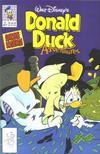 Cover for Walt Disney's Donald Duck Adventures (Disney, 1990 series) #5 [Direct]