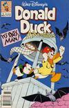 Cover for Walt Disney's Donald Duck Adventures (Disney, 1990 series) #6 [Newsstand]