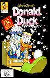 Cover for Walt Disney's Donald Duck Adventures (Disney, 1990 series) #18