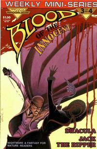 Cover Thumbnail for Blood of the Innocent (WaRP Graphics, 1986 series) #3