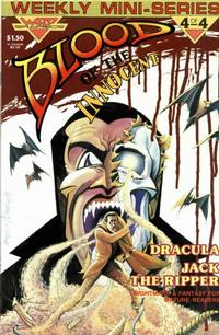 Cover Thumbnail for Blood of the Innocent (WaRP Graphics, 1986 series) #4