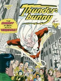 Cover Thumbnail for Thunderbunny (WaRP Graphics, 1985 series) #1