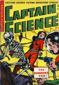 Cover Thumbnail for Captain Science (Youthful, 1950 series) #7