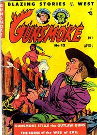 Cover Thumbnail for Gunsmoke (Youthful, 1949 series) #12