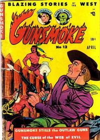 Cover Thumbnail for Gunsmoke (Youthful, 1949 series) #12