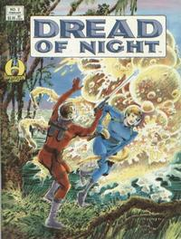 Cover Thumbnail for Dread of Night (Hamilton Comics, 1991 series) #2