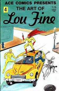 Cover Thumbnail for Ace Comics Presents (A.C.E. Comics, 1987 series) #4
