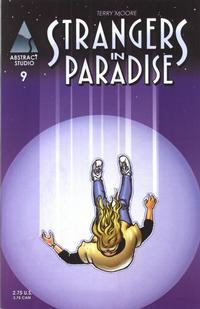 Cover Thumbnail for Strangers in Paradise (Abstract Studio, 1997 series) #9