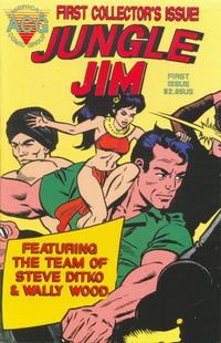 Cover Thumbnail for Jungle Jim (Avalon Communications, 1998 series) #1