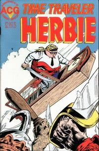 Cover Thumbnail for Time Traveler Herbie (Avalon Communications, 1998 series) #1