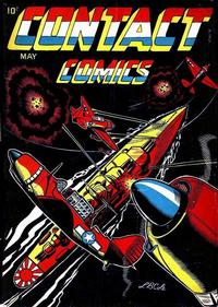 Cover Thumbnail for Contact Comics (Aviation Press, 1944 series) #6