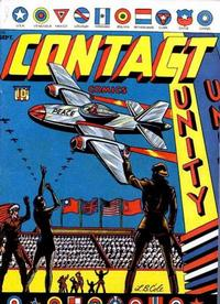 Cover Thumbnail for Contact Comics (Aviation Press, 1944 series) #8