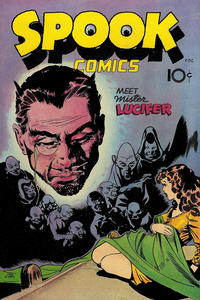 Cover Thumbnail for Spook Comics (Baily Publishing Company, 1946 series) #1