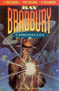 Cover Thumbnail for The Ray Bradbury Chronicles (Bantam Spectra Books; Byron Preiss Visual Publications, 1992 series) #1