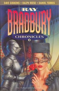 Cover Thumbnail for The Ray Bradbury Chronicles (Bantam Spectra Books; Byron Preiss Visual Publications, 1992 series) #2