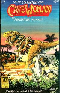 Cover Thumbnail for Cavewoman (Basement, 1993 series) #1