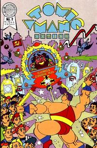 Cover Thumbnail for Atomic Man Comics (Blackthorne, 1986 series) #2