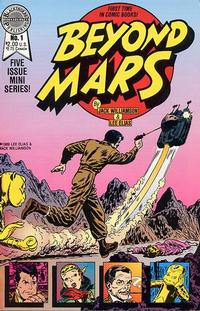 Cover Thumbnail for Beyond Mars (Blackthorne, 1989 series) #1