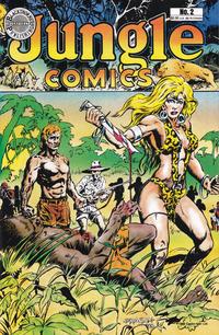 Cover Thumbnail for Jungle Comics (Blackthorne, 1988 series) #2