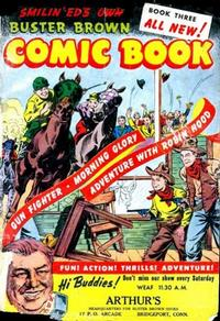 Cover Thumbnail for Buster Brown Comic Book (Brown Shoe Co., 1945 series) #3