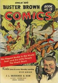 Cover Thumbnail for Buster Brown Comic Book (Brown Shoe Co., 1945 series) #13