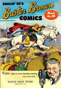 Cover Thumbnail for Buster Brown Comic Book (Brown Shoe Co., 1945 series) #14