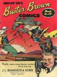 Cover Thumbnail for Buster Brown Comic Book (Brown Shoe Co., 1945 series) #17