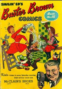 Cover Thumbnail for Buster Brown Comic Book (Brown Shoe Co., 1945 series) #18