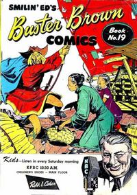 Cover Thumbnail for Buster Brown Comic Book (Brown Shoe Co., 1945 series) #19