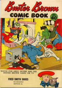 Cover Thumbnail for Buster Brown Comic Book (Brown Shoe Co., 1945 series) #40