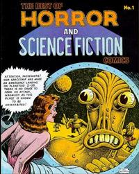 Cover Thumbnail for The Best of Horror and Science Fiction Comics (Bruce Webster, 1987 series) #1