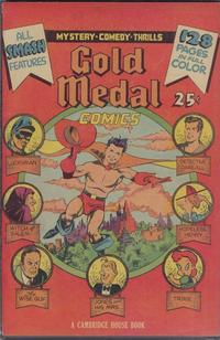 Cover Thumbnail for Gold Medal Comics (Cambridge House Publishers, 1945 series) #1