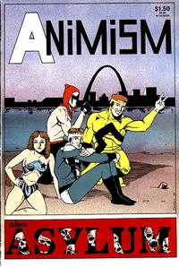 Cover Thumbnail for Animism (Centurian Graphics, 1987 series) #1